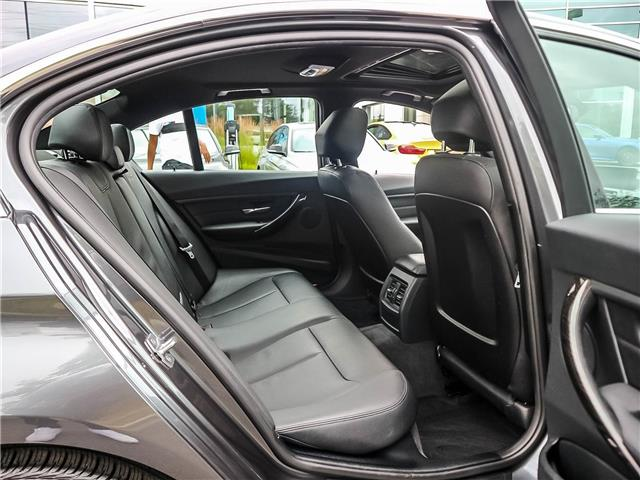 2015 BMW 328d xDrive (Stk: P8978) in Thornhill - Image 18 of 26
