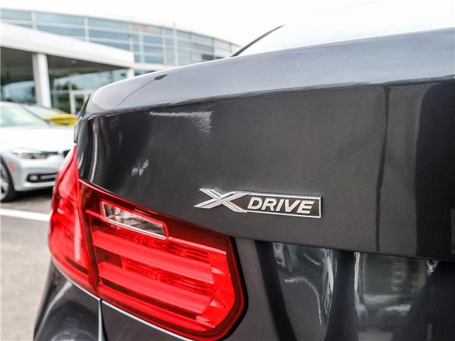 2015 BMW 328d xDrive (Stk: P8978) in Thornhill - Image 20 of 26