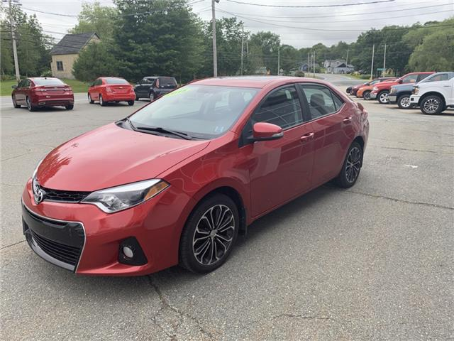 2015 Toyota Corolla S (Stk: A1035) in Liverpool - Image 3 of 16