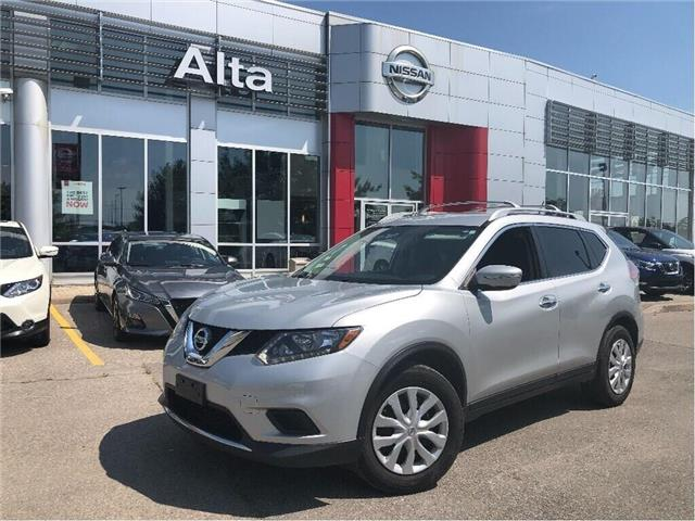 2015 Nissan Rogue  (Stk: Y19P065A) in Woodbridge - Image 1 of 17