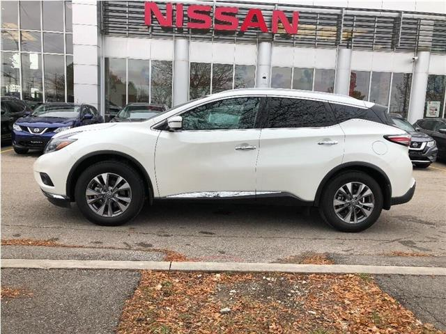 2018 Nissan Murano SL (Stk: Y18M006D) in Woodbridge - Image 2 of 22