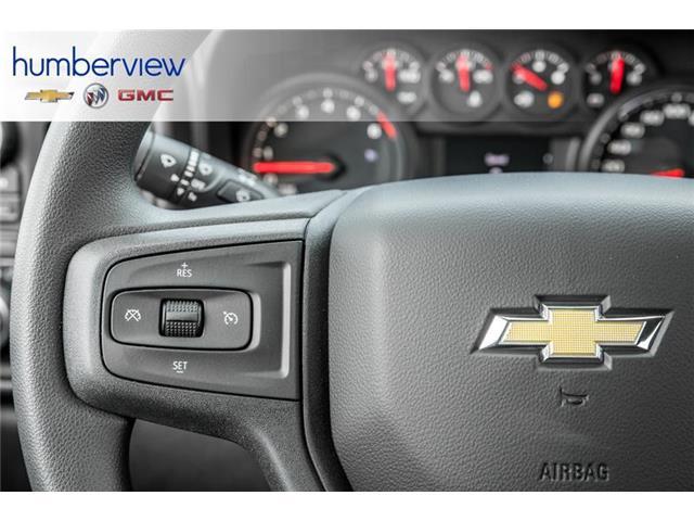 2019 Chevrolet Silverado 1500 Silverado Custom (Stk: 19SL129) in Toronto - Image 10 of 18