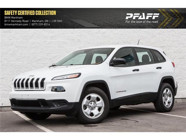2015 Jeep Cherokee Sport (Stk: 37399A) in Markham - Image 1 of 18