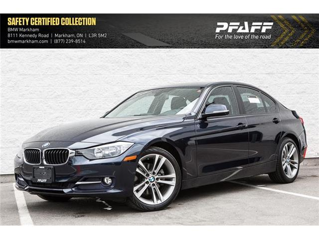 2014 BMW 320i xDrive (Stk: D12189A) in Markham - Image 1 of 17