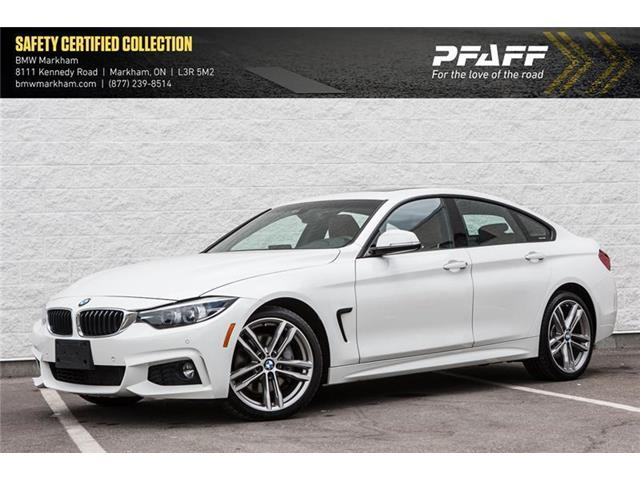2018 BMW 440i xDrive Gran Coupe  (Stk: O12263) in Markham - Image 1 of 19