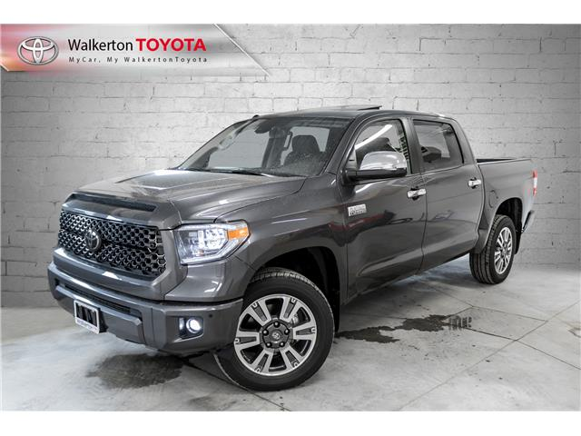 2019 Toyota Tundra Platinum 5.7L V8 (Stk: 19342) in Walkerton - Image 1 of 17