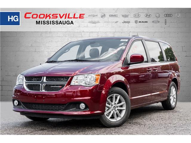 2019 Dodge Grand Caravan CVP/SXT (Stk: KR740973) in Mississauga - Image 1 of 18