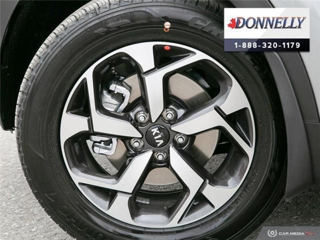 2020 Kia Sportage LX AWD (Stk: KT35) in Kanata - Image 6 of 30