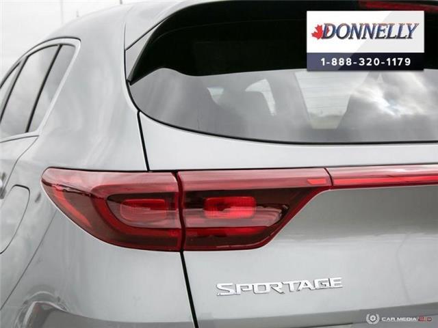 2020 Kia Sportage LX AWD (Stk: KT35) in Kanata - Image 12 of 30