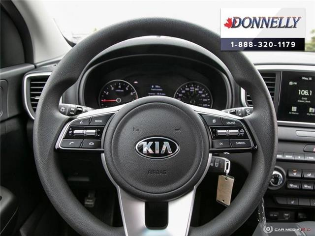 2020 Kia Sportage LX AWD (Stk: KT35) in Kanata - Image 14 of 30