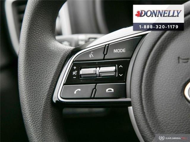 2020 Kia Sportage LX AWD (Stk: KT35) in Kanata - Image 18 of 30