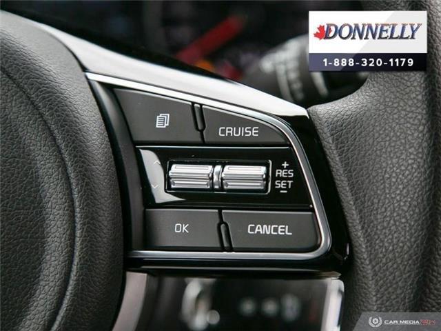 2020 Kia Sportage LX AWD (Stk: KT35) in Kanata - Image 27 of 30