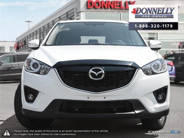 2015 Mazda CX-5 GS (Stk: CLKS431DTA) in Kanata - Image 2 of 27