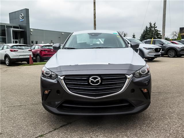 2019 Mazda CX-3 GS (Stk: G6677) in Waterloo - Image 2 of 16