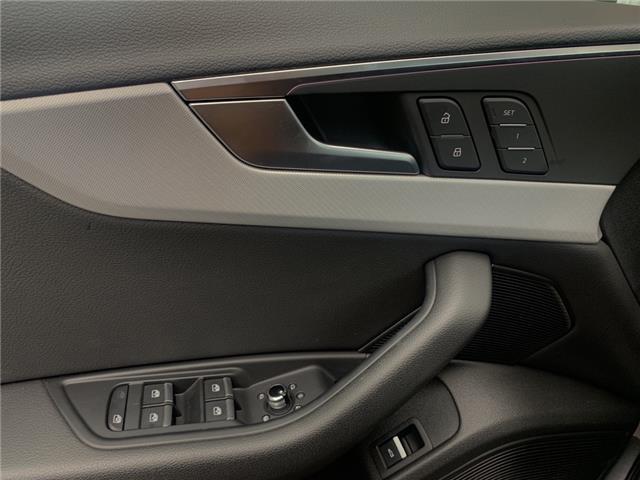 2018 Audi A4 2.0T Technik (Stk: 49310B) in Oakville - Image 12 of 21