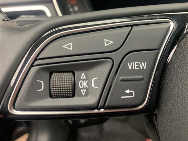 2018 Audi A4 2.0T Technik (Stk: 49310B) in Oakville - Image 13 of 21