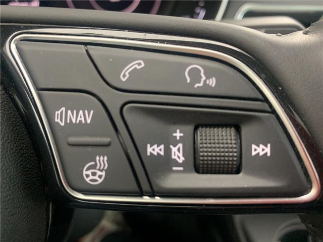 2018 Audi A4 2.0T Technik (Stk: 49310B) in Oakville - Image 14 of 21