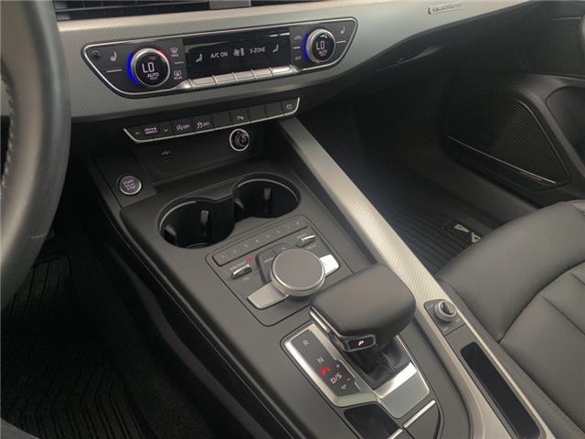 2018 Audi A4 2.0T Technik (Stk: 49310B) in Oakville - Image 19 of 21