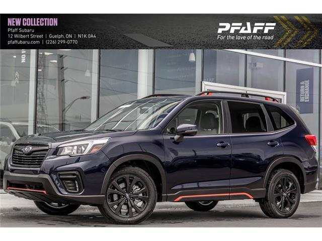 2019 Subaru Forester 2.5i Sport (Stk: S00261) in Guelph - Image 1 of 22