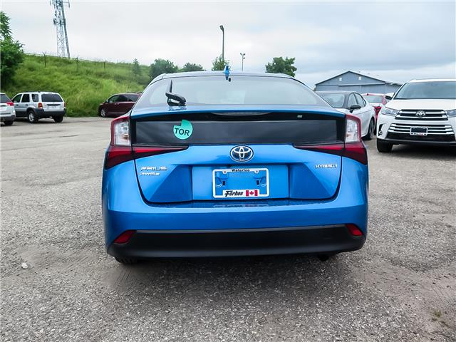 2019 Toyota Prius Technology (Stk: 97024) in Waterloo - Image 6 of 18