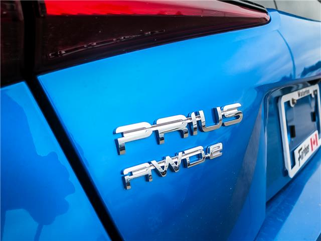 2019 Toyota Prius Technology (Stk: 97024) in Waterloo - Image 8 of 18
