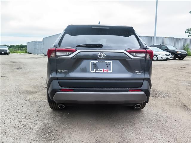 2019 Toyota RAV4 Limited (Stk: 95455) in Waterloo - Image 6 of 18