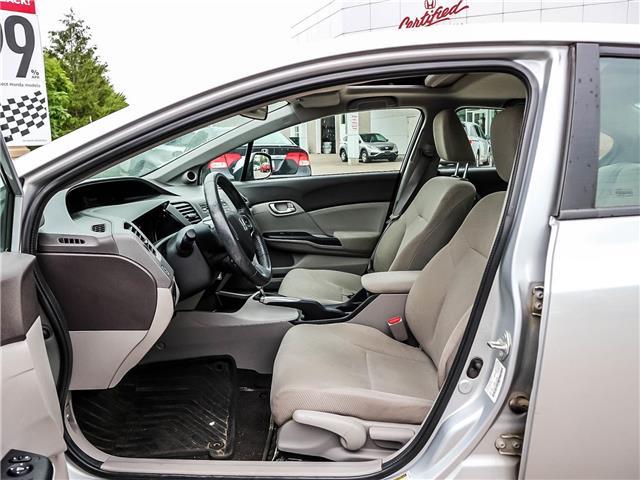 2012 Honda Civic EX (Stk: 19575A) in Milton - Image 7 of 18