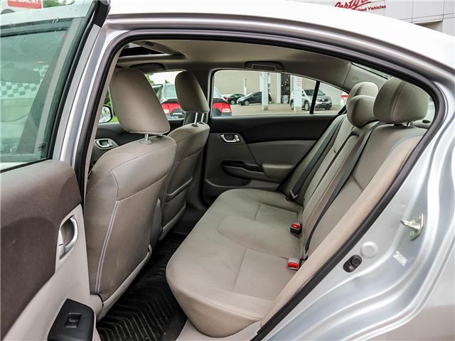 2012 Honda Civic EX (Stk: 19575A) in Milton - Image 8 of 18