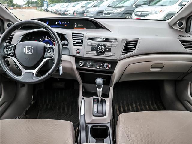 2012 Honda Civic EX (Stk: 19575A) in Milton - Image 9 of 18