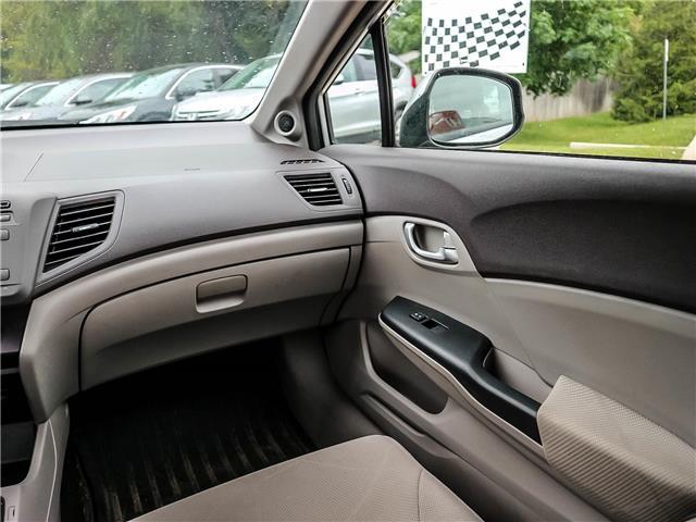 2012 Honda Civic EX (Stk: 19575A) in Milton - Image 12 of 18