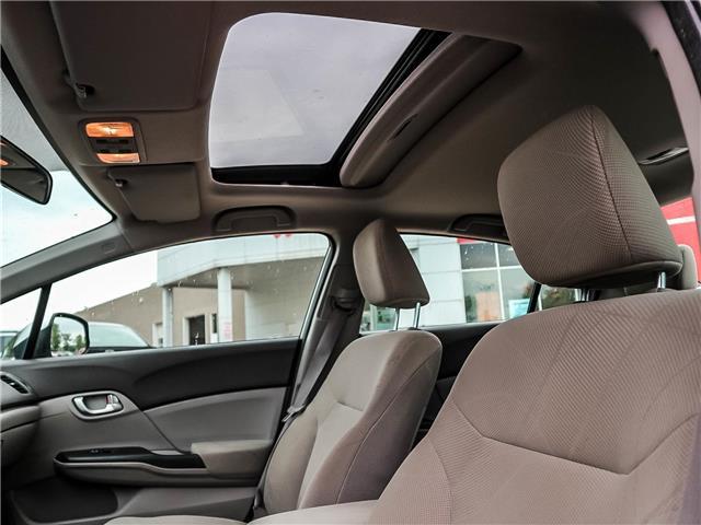 2012 Honda Civic EX (Stk: 19575A) in Milton - Image 14 of 18