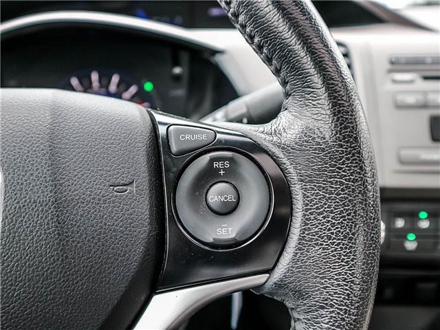 2012 Honda Civic EX (Stk: 19575A) in Milton - Image 16 of 18