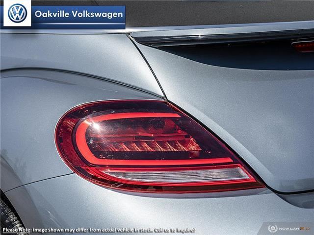 2019 Volkswagen Beetle Wolfsburg Edition (Stk: 21337) in Oakville - Image 9 of 21