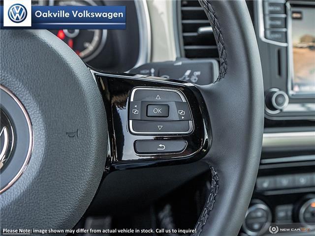 2019 Volkswagen Beetle Wolfsburg Edition (Stk: 21337) in Oakville - Image 13 of 21