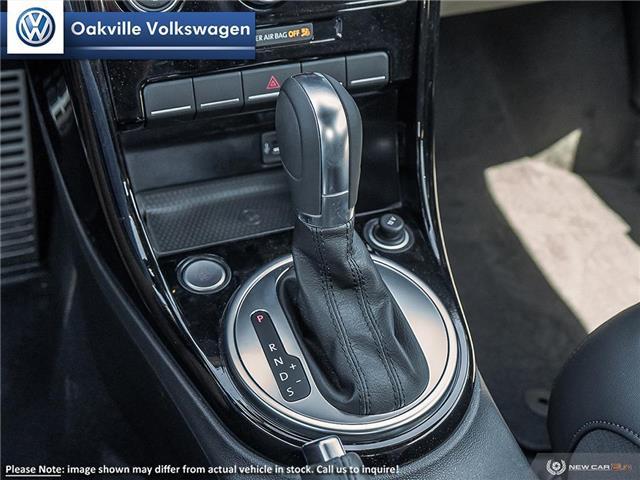 2019 Volkswagen Beetle Wolfsburg Edition (Stk: 21337) in Oakville - Image 15 of 21