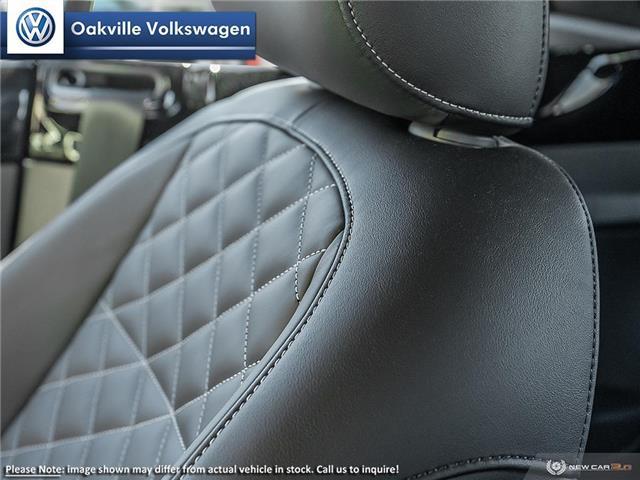 2019 Volkswagen Beetle Wolfsburg Edition (Stk: 21337) in Oakville - Image 18 of 21
