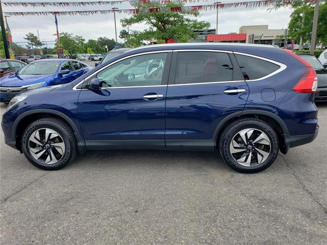 2016 Honda CR-V Touring (Stk: 326454A) in Mississauga - Image 2 of 22