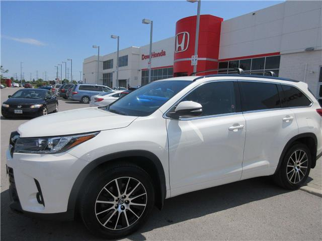 2018 Toyota Highlander XLE (Stk: 27334L) in Ottawa - Image 1 of 15
