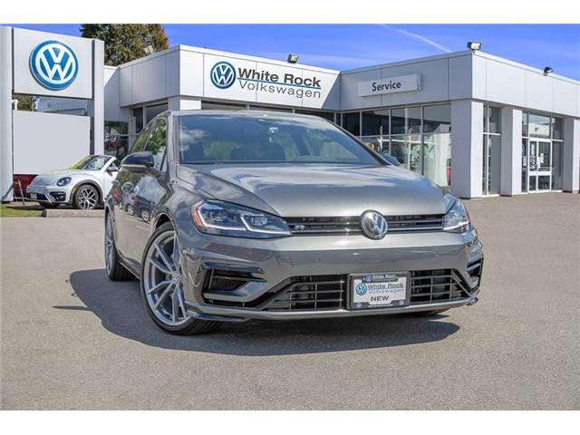 2019 Volkswagen Golf R 2.0 TSI (Stk: KG202973) in Vancouver - Image 1 of 25