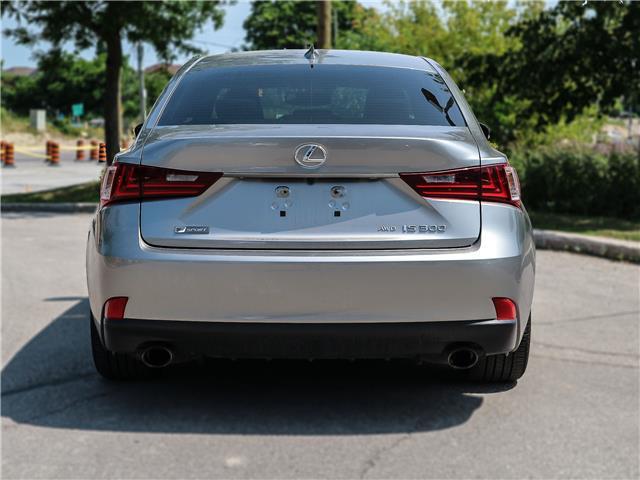 2016 Lexus IS 300 Base (Stk: 12272G) in Richmond Hill - Image 5 of 20