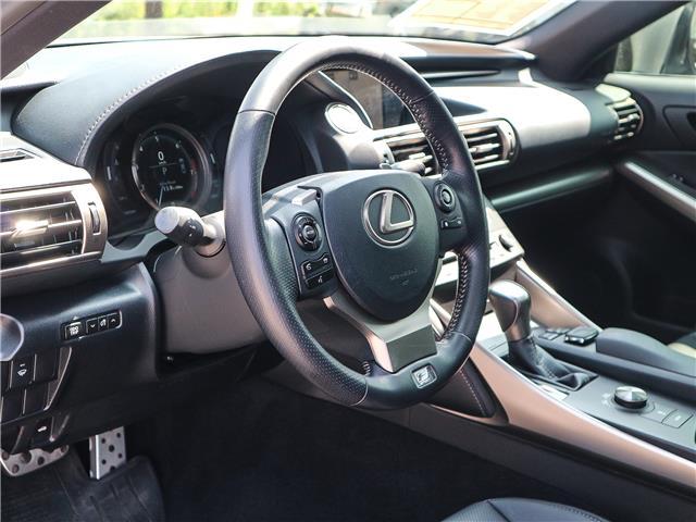 2016 Lexus IS 300 Base (Stk: 12272G) in Richmond Hill - Image 7 of 20