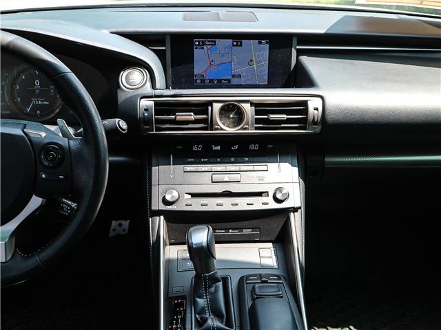 2016 Lexus IS 300 Base (Stk: 12272G) in Richmond Hill - Image 10 of 20