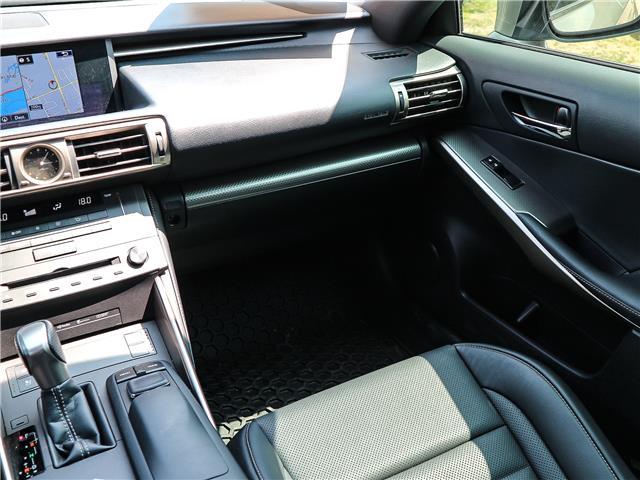2016 Lexus IS 300 Base (Stk: 12272G) in Richmond Hill - Image 11 of 20