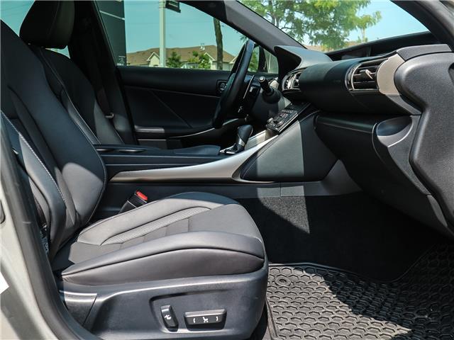 2016 Lexus IS 300 Base (Stk: 12272G) in Richmond Hill - Image 13 of 20