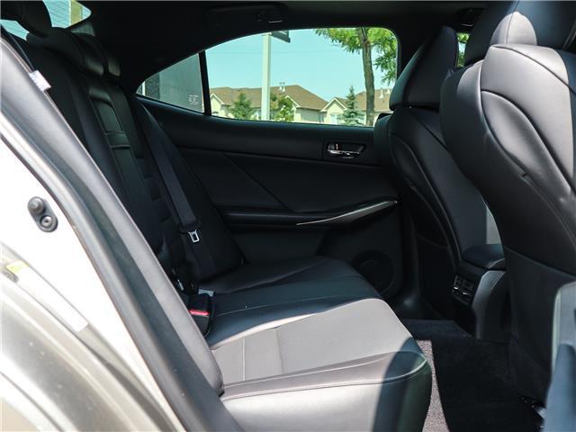 2016 Lexus IS 300 Base (Stk: 12272G) in Richmond Hill - Image 14 of 20