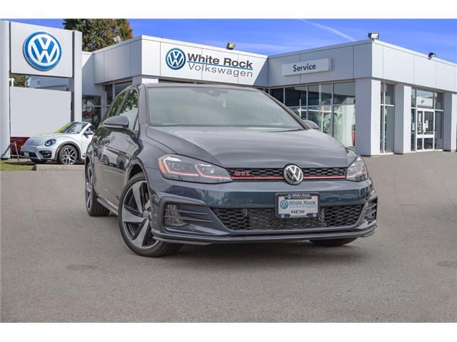 2019 Volkswagen Golf GTI 5-Door Autobahn (Stk: KG014451) in Vancouver - Image 1 of 29