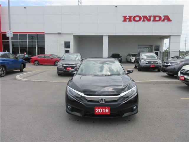 2016 Honda Civic Touring (Stk: SS3540) in Ottawa - Image 2 of 23