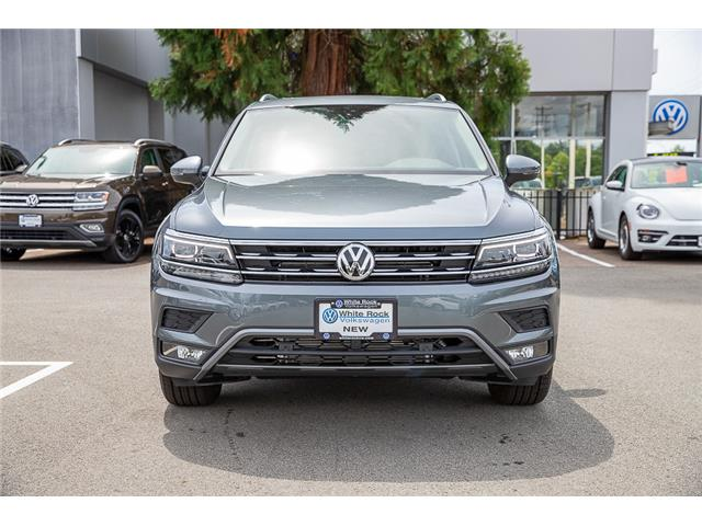2019 Volkswagen Tiguan Highline (Stk: KT133633) in Vancouver - Image 2 of 27