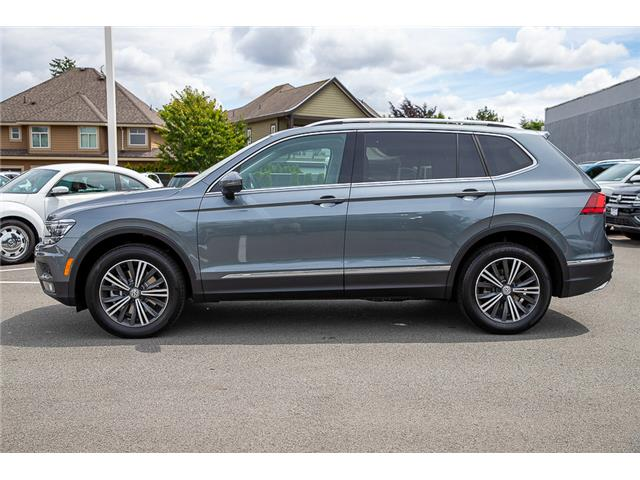 2019 Volkswagen Tiguan Highline (Stk: KT133633) in Vancouver - Image 4 of 27