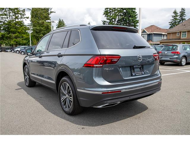 2019 Volkswagen Tiguan Highline (Stk: KT133633) in Vancouver - Image 5 of 27